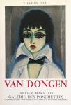 Dongen, Kees van - 1959 - Galerie des Ponchettes