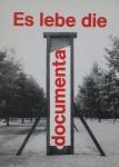 Staeck, Klaus - 1987 - Es lebe die documenta (Postkarte)