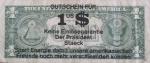 Staeck, Klaus - 1978 - Gutschein für 1 US $