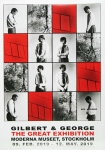 Gilbert & George - 2019 - Moderna Museet Stockholm