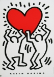 Haring, Keith - 1993 - Artpost Editions