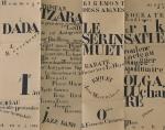 Anonym - 1938 - Les Éditions des Réverbères (Hommage à Dada)