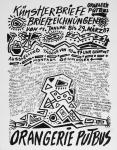 Rehfeldt, Robert - 1987 - Orangerie Putbus (Künstlerbriefe)
