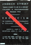 Styrsky, Jindrich - 1997 - Ubu Gallery (Einladung)