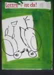 Baselitz, Georg - 1989 - Lettre 4 Berlin