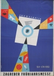 Anonym - 1953 - Zagreber Frühjahrsmesse