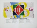 Kriwet, Ferdinand - 1965 - Galerie Niepel (Einladung)