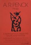 Penck, A.R. - 1992 - Galerie Kunst Parterre Viersen