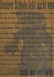 Grieshaber, HAP - 1961 - Achalm Druck (Zum Gespräch mit den Studenten der TH)
