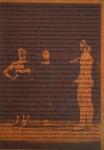 Grieshaber, HAP - 1961 - Achalm Druck (Zum Ballettabend)