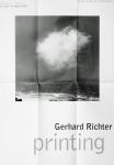 Richter, Gerhard - 1998 - Neuer Aachener Kunstverein (Einladung - Wolke)