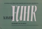 Fuhr, Xaver - 1950 - Museum am Ostwall