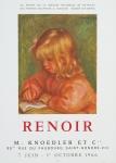 Renoir, Auguste - 1966 - Galerie Knoedler