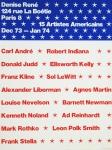 Anonym - 1974 - Galerie Denise René Paris (15 Artistes Americains)