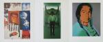Warhol, Andy - 1979 - Galerie Denise René Hans Mayer Düsseldorf (Kunst = Kapital / Einladung)
