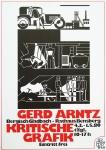 Arntz, Gerd - 1989 - Rathaus Bensberg