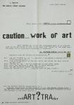 Niotou, Henri - 1977 - caution...work of art