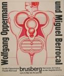 Oppermann, Wolfgang - 1966 - Galerie Brusberg Hannover