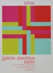 Lohse, Richard Paul - 1969 - Galerie Daedalus