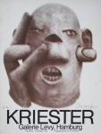 Kriester, Rainer - 1973 - Galerie Levy Hamburg
