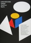 Poster: Mendell, Pierre und Oberer, Klaus - 1987 - Internationales Design Zentrum Berlin