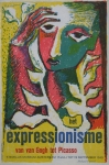 Elffers, Dick - 1949 - Stedelijk Museum (het expressionisme van van Gogh tot Picasso)
