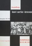 Cartier-Bresson, Henri - 1956 - Kunsthalle Bremen