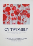 Poster: Twombly, Cy - 2014 - poster to Catalogue Raisonné of the Paintings (Blooming)