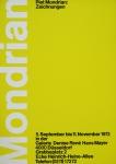 Mondrian, Piet - 1972 - Galerie Denise René Hans Mayer Düsseldorf