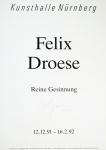 Droese, Felix - 1991 - Kunsthalle Nürnberg