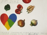 Dine, Jim - 1963 - Galerie Sonnabend Paris