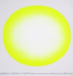 Geiger, Rupprecht - 1970 - Galerie Annemarie Verna Zürich