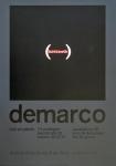 Demarco, Richard - 1968 - (op)art Galerie Esslingen