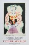 Picasso, Pablo - 1984 - Galleri Jorgen