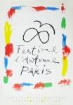 Matta, Roberto S. - 1983 - Festival dAutomne, Paris