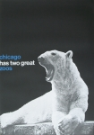 Poster: Massey, John - 1968 - Container Corporation of America (chicago has two great zoos)