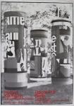 Kaufmann, Herbert - 1972 - Galerie Poll (Collagen, Bilder, Litfaßsäulen)
