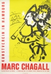 Chagall, Marc - 1959 - Kunstverein in Hamburg