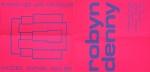 Denny, Robin - 1975 - Jacques Damase Gallery (Einladung)