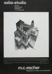Escher, Maurits Cornelis - 1966 - saba-studio