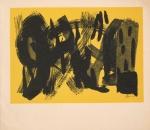 Winter, Fritz - 1955 - Galerie Der Spiegel (Einladung)