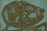 Fassbender, Joseph - 1954 - Galerie der Spiegel (Einladung)