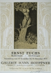 Fuchs, Ernst - 1973 - Galerie Hans Hoeppner Hamburg