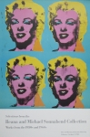 Warhol, Andy - 1985 - The Art Museum, Princeton University (Four Marilyns)