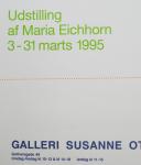 Eichhorn, Maria - 1995 - Galleri Susanne Ottesen Kobenhavn