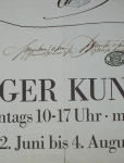 Steinberg, Saul - 1968 - Hamburger Kunsthalle