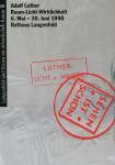 Luther, Adolf - 1990 - Rathaus Langenfeld (SEHEN IST SCHÖN)