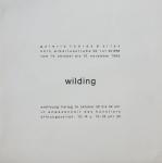 Wilding, Ludwig - 1966 - Galerie Tobiés & Silex Köln