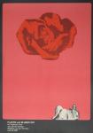 Anonym - 1971 - Plastik und Blumen im Treptower Park
