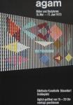 Agam, Yaacov - 1973 - Städtische Kunsthalle Düsseldorf